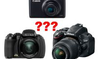 Pocket Point-and-Shoot Cameras vs. Prosumer Cameras vs. DSLR cameras: What’s the difference?
