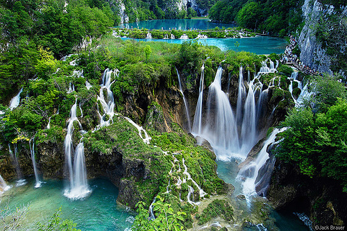 10 Effective Tips for Better Waterfalls Pictures - Plitvice Waterfalls