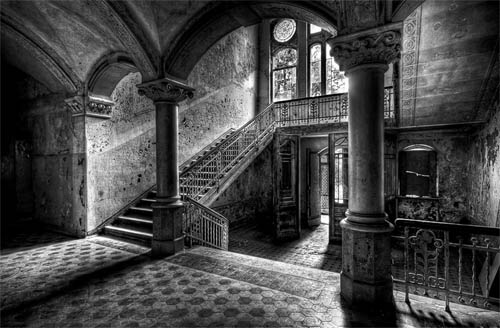 Beginner's Guide to Architectural Photography - Old Architecture
