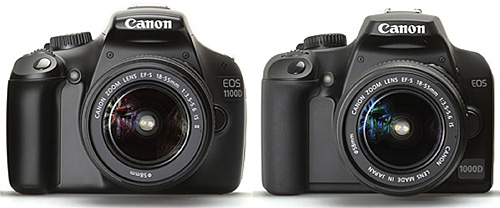 Canon-EOS-1100D-vs-Canon-EOS-1000D-Side-by-side