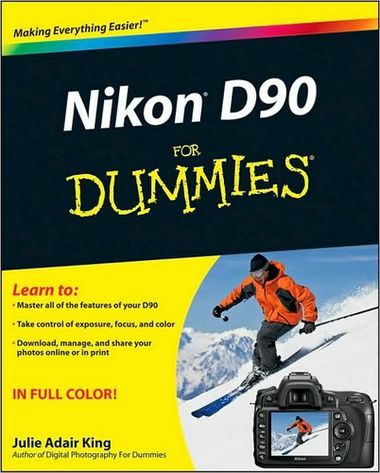 Download D90 for Dummies
