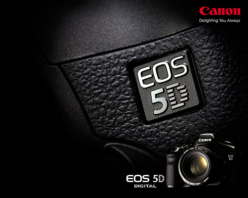 Download Free Canon EOS 5D User's Manual
