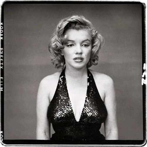 Iconic Photograph – Marilyn Monroe