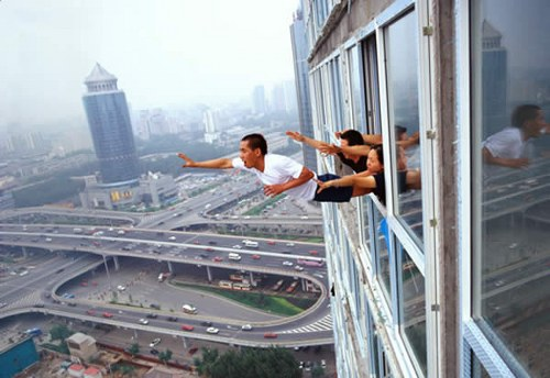 Li Wei Photography - 29 Levels of Freedom