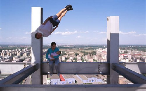 Li Wei Photography - A Pause for Humanity