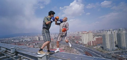 Li Wei Photography - Boxing