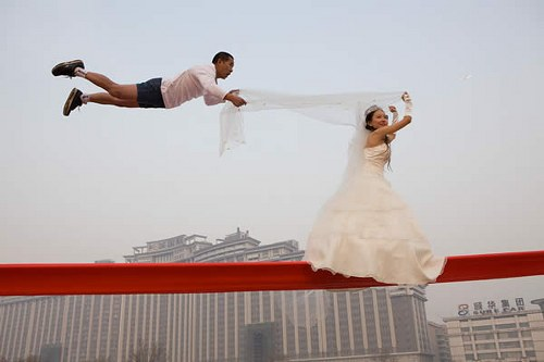 Li Wei Photography - Love at High Place 3