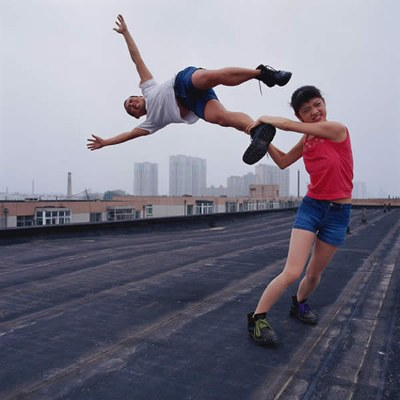 Li Wei Photography - Love at High Place 4