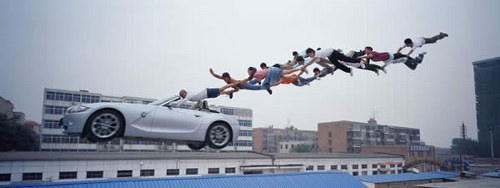 Li Wei Photography - Love at High Place1