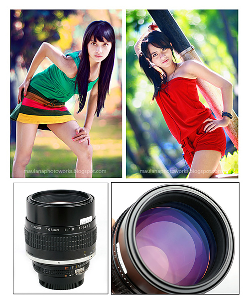 Nikkor 105mm f/1.8Ais on EOS 1000D
