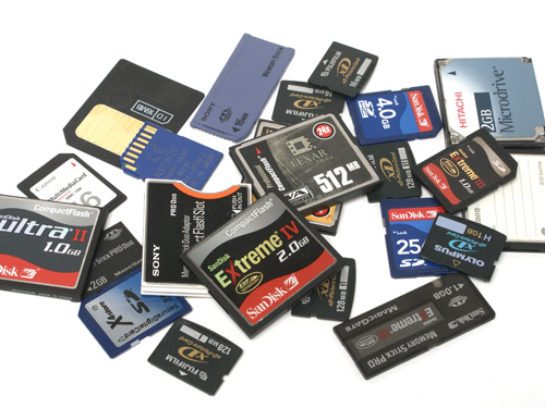 Tips for Using and Caring for Memory Cards