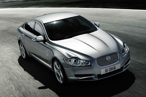 Automotive Photography Tips and Trick - Jaguar xf