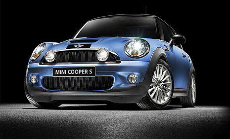 Automotive Photography Tips - Mini Cooper S