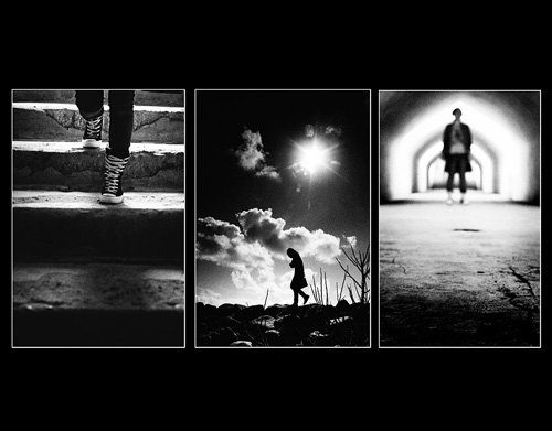 Beginner's Guide to Black and White Photography – In The Middle of Nowhere