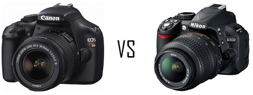 Canon EOS 1100D vs Nikon D3100, Which One Better