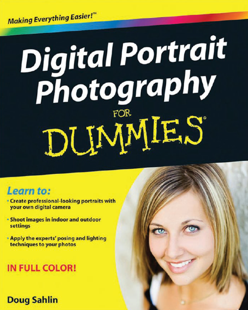 Photography PDF: Digital Portrait Photography For Dummies