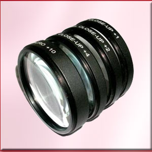 Macro Photography Equipment for Beginner - Macro Close Up Filters