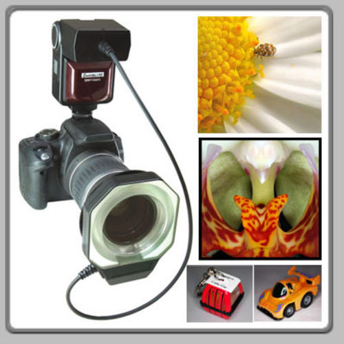 Macro Photography Equipment for Beginner - Macro Ring Flash