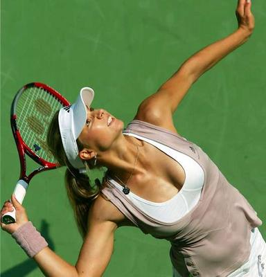 Sport Photography Techniques – Maria Kirilenko