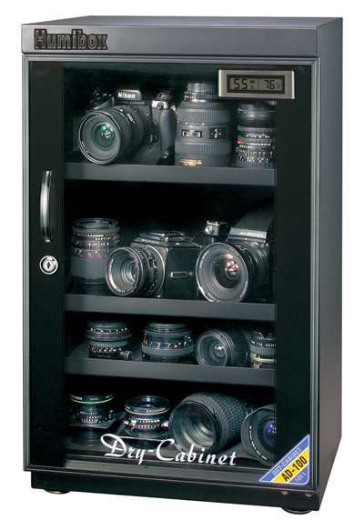 DSLR Dry Cabinet