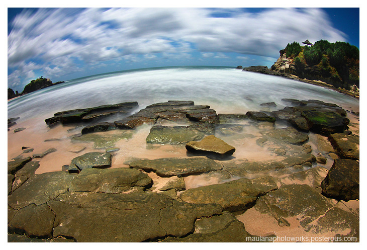 Klayar Beach Indonesia