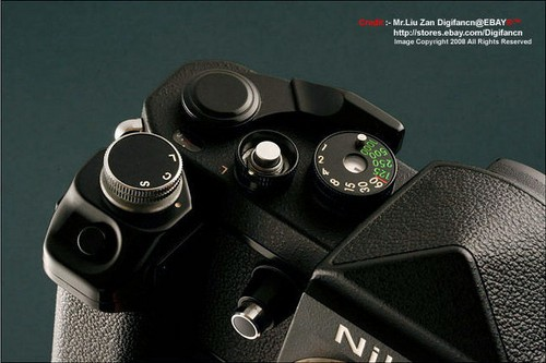 Nikon F2 Highspeed