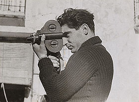 Robert Capa by GerdaTaro