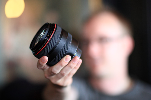 What is Back and Front Focus Lens?