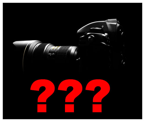 Beginner Photographers FAQ