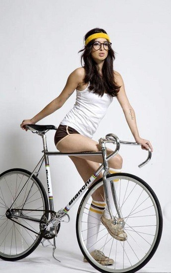 cool and sexy fixed gear photography &#8211; 1