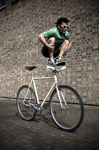 cool and sexy fixed gear photography &#8211; 13