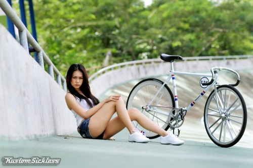cool and sexy fixed gear photography &#8211; 8