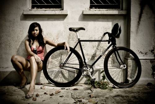 cool and sexy fixed gear photography &#8211; 9