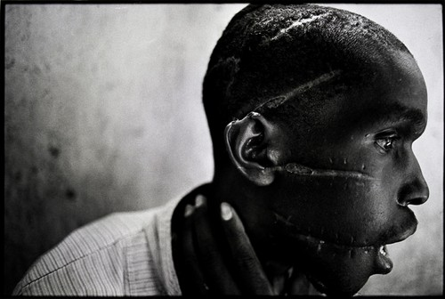 James Nachtwey Photography - Rwanda