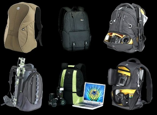 How to Choose DSLR Bag – Backpack