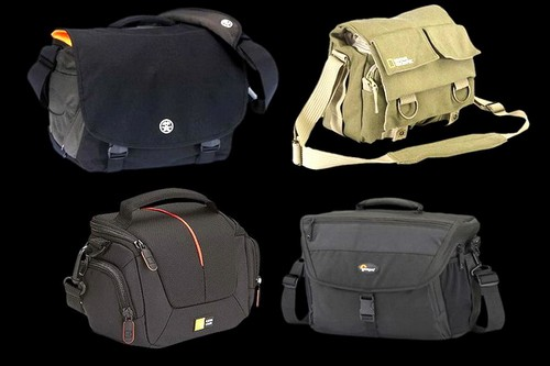 How to Choose DSLR Bag - Shoulderbag