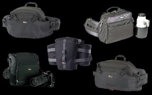 How to Choose DSLR Bag - Waist Bag