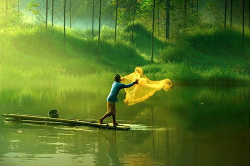 Rarinda Prakarsa Photography -  Fisherman