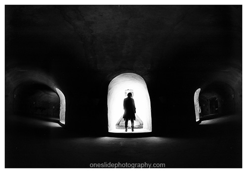 Photographing with Backlight -  Silhouette