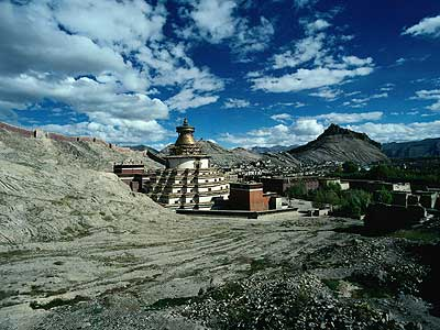 Richard Ianson Photography &#8211; Gyantse Kumbum Buddhist Temple