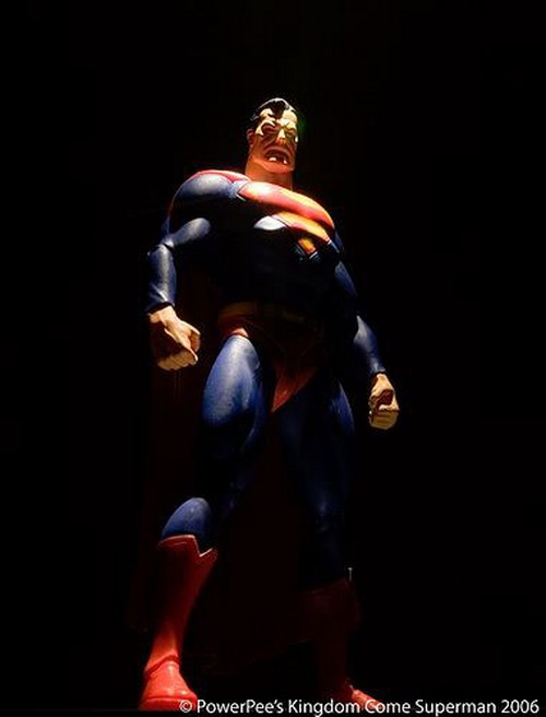 Action Figures Photography – Superman