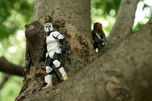 Action Figures Photography by Chris Mcveigh