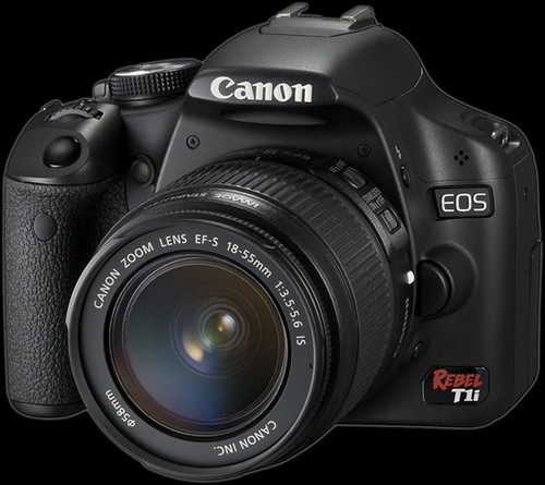 Superiority of the Canon 500D