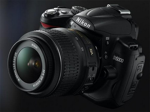 Superiority of the Nikon D5000