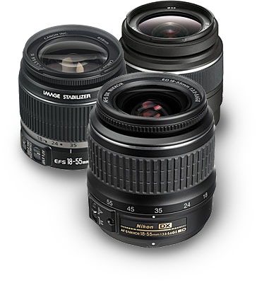 Tips to Optimizing Kit Lens On the DSLR