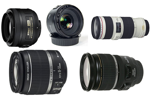 Understanding Codes on DSLR Camera Lenses