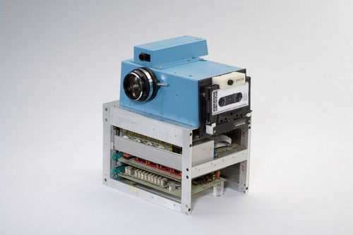 first digital camera ever