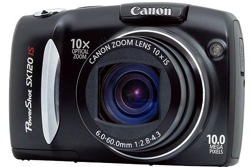 Canon Pocket camera with excellent 10x optical zoom