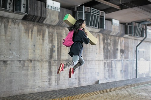Levitation Photography - 11