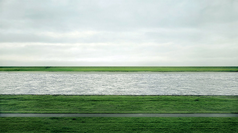 7 Most Expensive Photographs - Rhein II